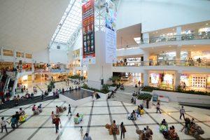 5 trung tâm thương mại tốt tại Makati