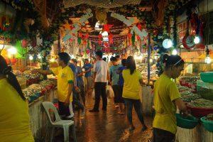 Ghé thăm chợ đêm tại Manila