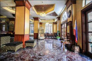 Những khách sạn lâu đời nhất Philippines