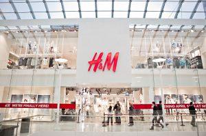 Bảo vệ môi trường cùng H&M