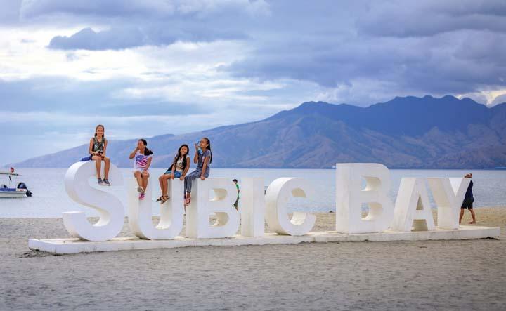 Hướng dẫn du lịch đến Subic