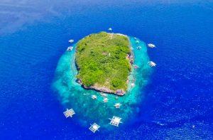 Khám phá 5 hòn đảo nhỏ đẹp nhất Cebu