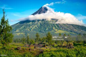 Công viên Tự nhiên Núi lửa Mayon