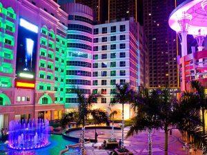 Eastwood City – Địa điểm thư giãn cuối tuần tại Manila