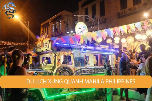 Du lịch xung quanh Manila